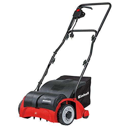 Einhell GC-SA 1231 1200 W Electric Dual Purpose Scarifier and Lawn...