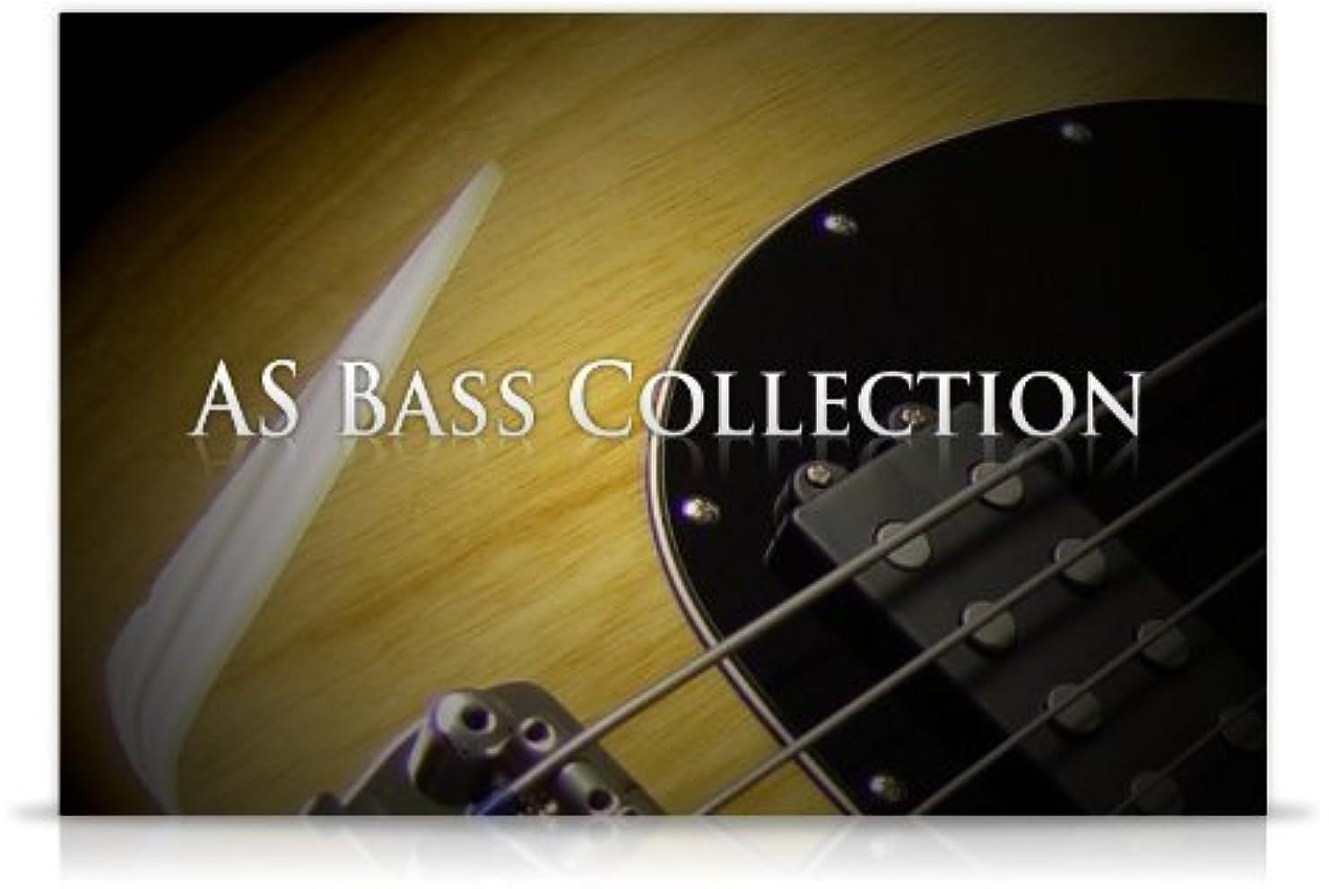 カスケード引用絶縁するAS Bass Collection -ベース音源-