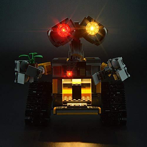 iBàste LED Licht für Kompatibel mit Lego 21303