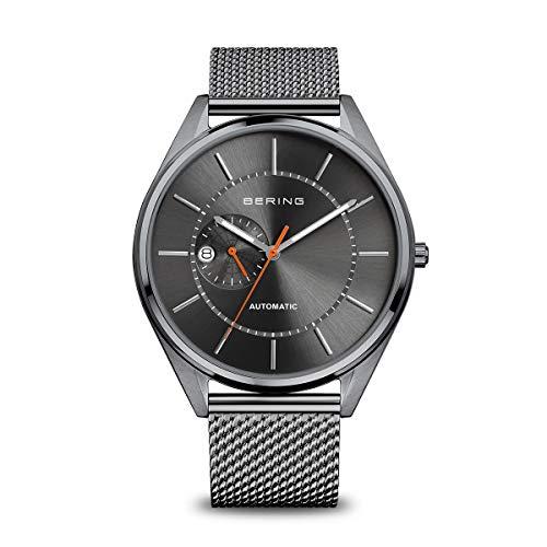 BERING Reloj Analógico Automatic Collection para Hombre de Automático con Correa en Acero Inoxidable y Cristal de Zafiro 16243-377