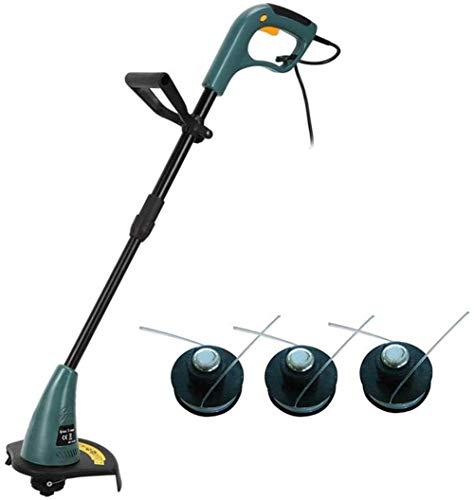 Read About REWD Electric String Trimmer, Lightweight Weed Whacker, Powerful Weedeater, 3 Spools Incl...