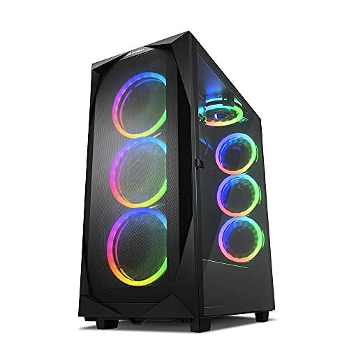 Sharkoon REV300 RGB, Case PC