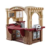Product Image of the Step2 Grand Walk-In Kitchen & Grill | Large Kids Kitchen Playset Toy | Play...