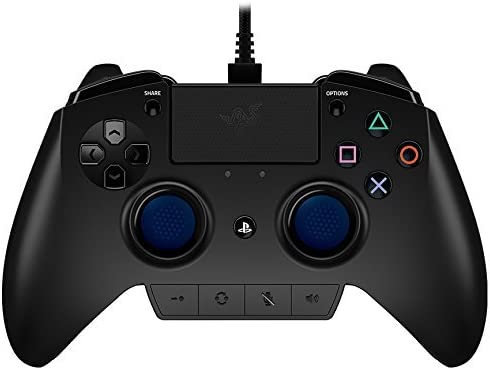 Joystick Razer Raiju : Razer raiju tournament edition gaming controller features bluetooth and wired connection, and the first to have a mobile configuration app.