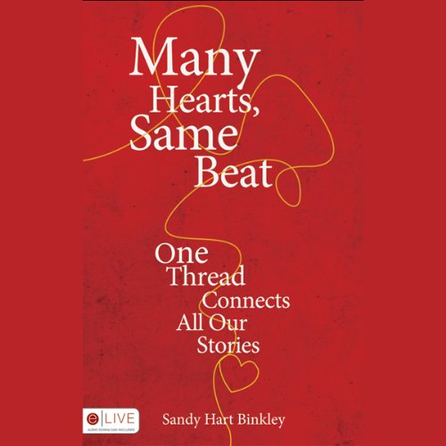 Many Hearts, Same Beat copertina