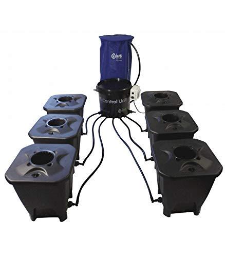DGS DWC 24Topf System (Deep Water Kultur) IWS