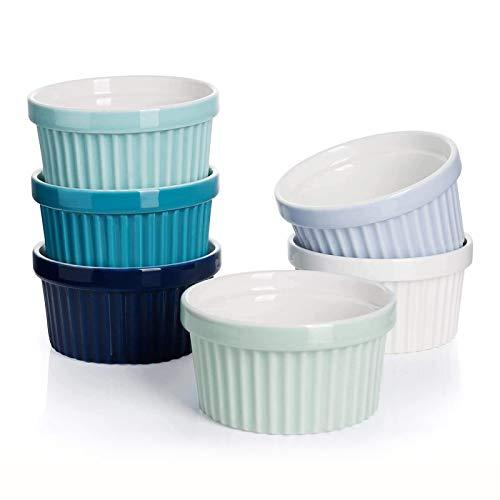 Blue Porcelain Ramekins