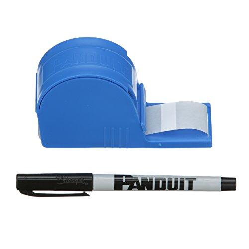 パンドウイット 手書き用セルフラミネートラベル S100X125VARY