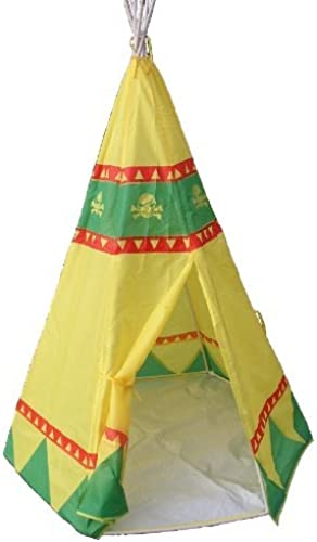 Traditional Garden Games Tee Pee Play Tent by Traditional Garden Games