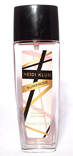Klum Heidi Surprise Parfum Deodorant Natural Spray, 1er Pack (1 x 75 ml)