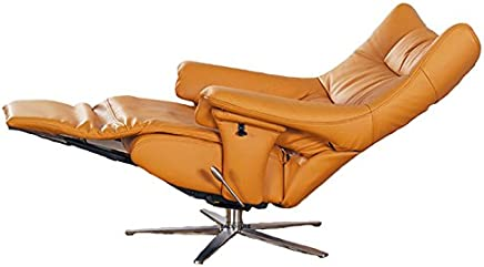 Himolla Harmony ZeroStress Integrated Recliner Leather Chair 8502-36S (Saffran)
