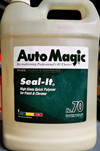 A Seal-it Auto Magic - Lubricante, 3,785 litros