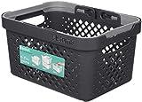 Sistema 5.25L Charcoal Basket, Polypropylene, 5.25 Litre