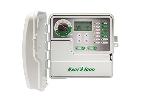 Rain Bird SST600OUT Simple-to-Set Indoor/Outdoor Sprinkler/Irrigation Timer/Controller,...