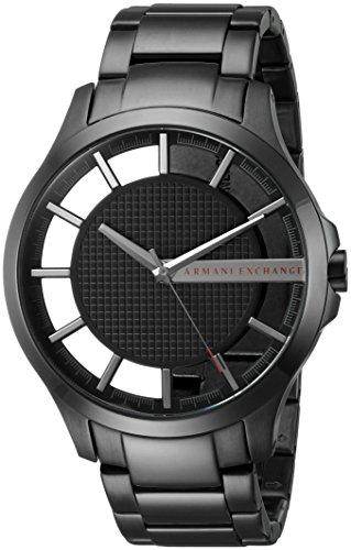 Armani Exchange アルマーニ エクスチェンジ メンズ 時計 腕時計 Men's 'Smart' Quartz Stainless Steel Ca...