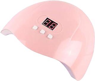 Almencla 54W Mini LED Secador De Uñas Lámpara UV Máquina De Manicura De Curado De Gel De Acrílico Portátil