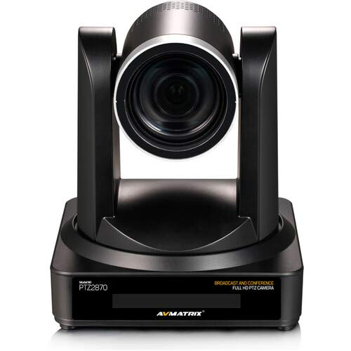 AVMATRIX PTZ2870-20X Full HD HDMI / USB 3.0 / LAN Live Stream PTZ Camera