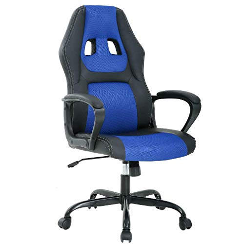T-LoVendo TY-GRC61-Blue Silla Gaming Oficina Racing