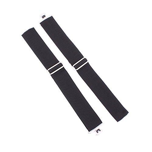 Horseware Amigo Surcingles - Black - Bauchgurte, Größe:M