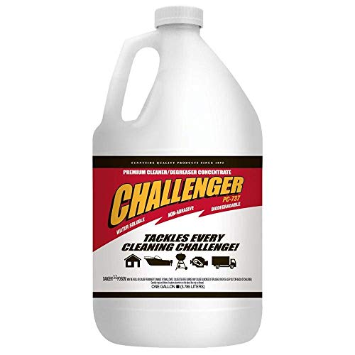 Sunnyside 737G1 Challenger Cleaner Degreaser Concentrate, Gallon