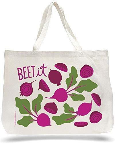 Arlington Mall Beet It Tote Bag Mail order cheap