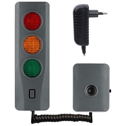 CICMOD Induktions-Parkanzeige Einparkhilf Garage Park-Hilfssystem Einparkhilfe-Ampel für Fahrzeug