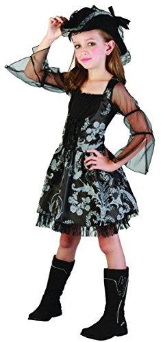 Rire Et Confetti - Fiapir015 - Déguisement pour Enfant - Costume Pirate Mignone - Fille - Taille S