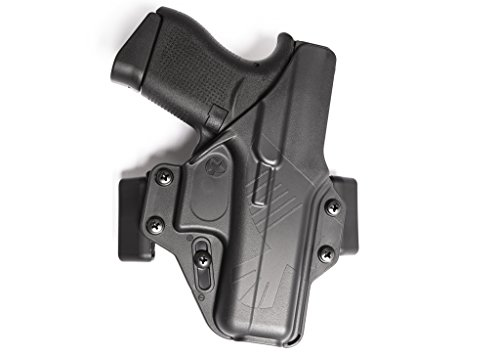 Raven Concealment Systems Perun OWB Holster fits Glock 43