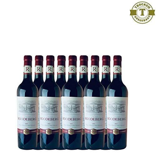 Rotwein Südafrika Cuvée Roodeberg trocken (9x0,75l)