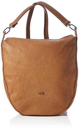 Fritzi aus Preussen Damen Norie Backpack medium Rucksack, Caramel, One Size