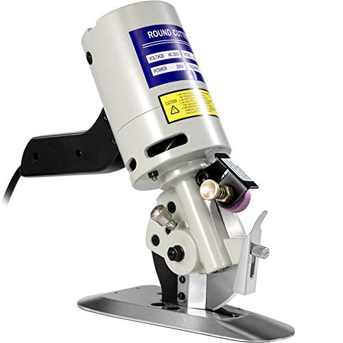 VEVOR - Cortador eléctrico giratorio de 90 mm, 110 V, cortadora para...