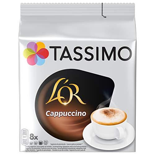 TASSIMO L'Or Café Capuccino - 5 paquetes de 8...