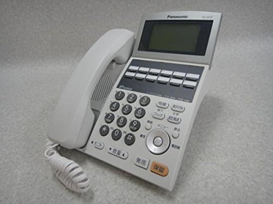 お風呂を持っている割り当てペースVB-F411KA-S パナソニック La Relier ラ?ルリエ IP office 12キー漢字表示電話機 ビジネスフォン