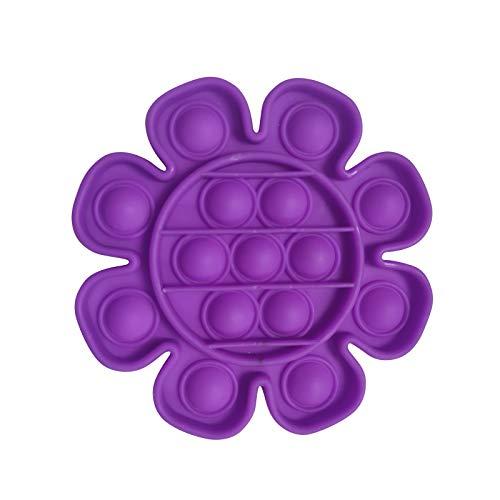 YueLove Empuje la Burbuja Juguetes Para Apretar Burbujas Con Empuje Manual, Utilizados Para Aliviar El EstrS Y La Ansiedad