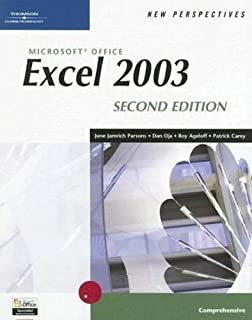 New Perspectives on Microsoft Office Excel 2003, Comprehensive, Second Edition