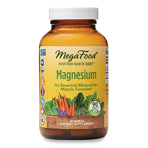 MegaFood, Magnesium, Helps Maintain Nerve and...