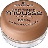 ESSENCE Soft Touch Mousse maquillaje 03 Matt Honey
