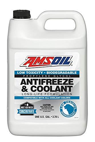 Amsoil Anticongelante Concentrado Antifreeze and Engine Coolant 1G 3.78L