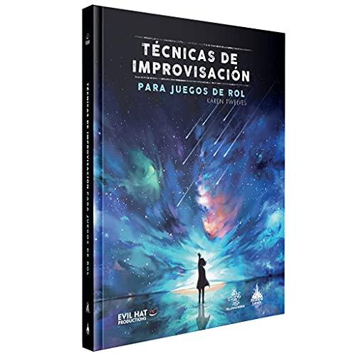 Técnicas de improvisación para Juegos de rol - en Español