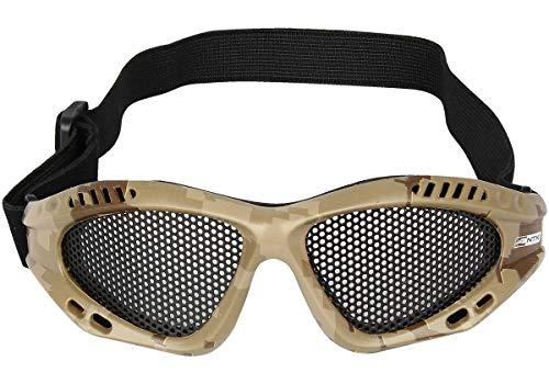 Kobra (Oculos Tatico de Protecao) Marrom, Nautika Tático