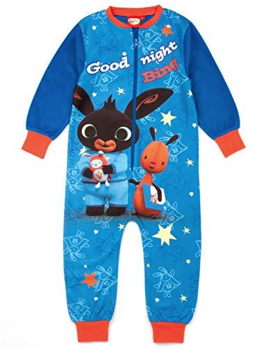 Bing Bunny CBeebies Flop Good Nacht Bing Junge Charakter Baby Body