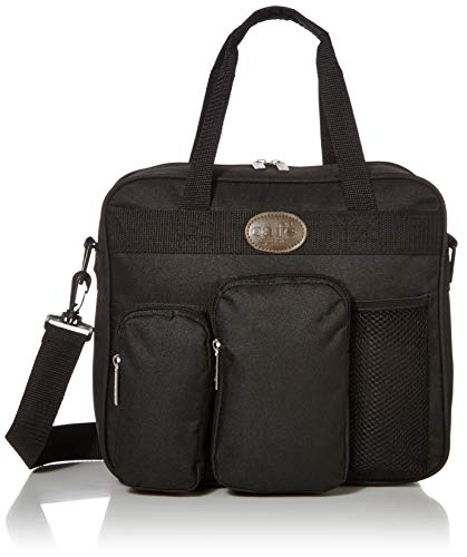 This Travel Coffee Machine Bag/Case fits the Breville Nespresso Essenzo Mini and De'Longhi Pixie and CHULUX Single Serve Coffee Maker and Capsules