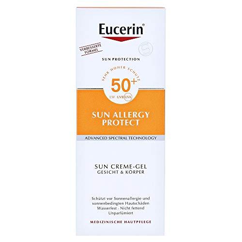 Solallergi skydd solskydd för känslig hud Sfp 50 150 ml