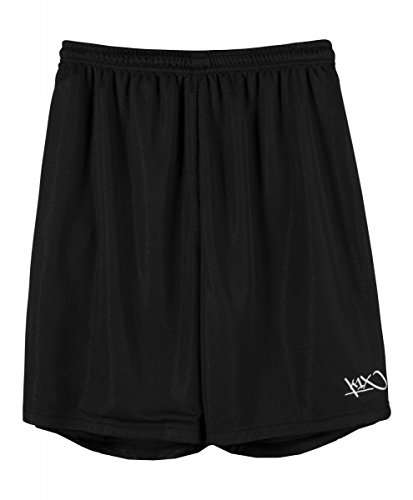 K1X Hardwood Anti Gravity Shorts schwarz/weiß