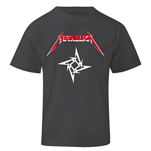 Art T-shirt - Camiseta de manga corta - para niño negro 9-10 Años