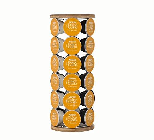 Kitchen Craft Le'Xpress Revolving - Dispensador cápsulas
