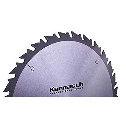HM-Blatt Sägeblatt, Karnasch, für Hartholz, Weichholz, MDF mit Abweiser Spandickenbegrenzer 280 x 3,2 x 30mm 28 WZA