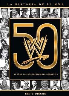 La Historia de la WWE 50 Años de Entretenimiento Deportivo