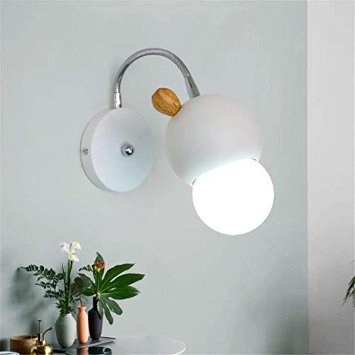 CC6 Plafondlamp Nordic Eenvoudige Wandlamp Kinderkamer Nachtlampje Leuke Decoratieve Trappen Nieuwe Slaapkamer Wandlamp Mode Spiegel Koplampen