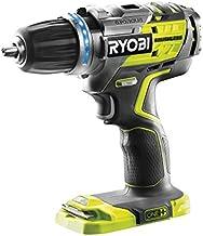 Ryobi R18DDBL-0 drill Sin llave 1,7 kg - Taladro eléctrico (1,3 cm, 5 cm, 60 Nm, 440 RPM, 1700 RPM, Batería)